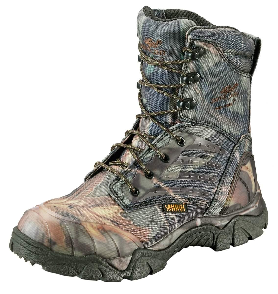 Непромокаемые ботинки для охоты и рыбалки Jahti-Jakt Camo d4d6a5816b40f